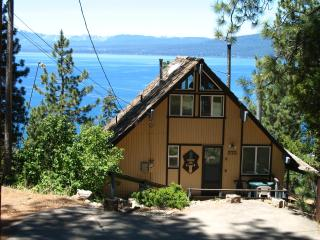 Lake Tahoe's  *Sunset Chalet* -  Views  !!! - Kings Beach vacation rentals