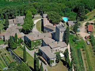 Casa Dami at Spannocchia, Organic Farm and Castle - Tuscany vacation rentals