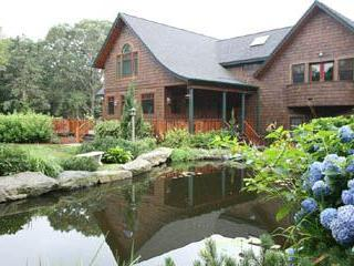 Kismet~Shingle Style Home w/Koi Pond and Pool - Rhode Island vacation rentals
