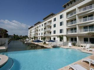 Las Marinas - Mediterrean style with boat slips - South Padre Island vacation rentals