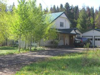 3 bedroom mountain home in Winter Park Colorado - Winter Park Area vacation rentals