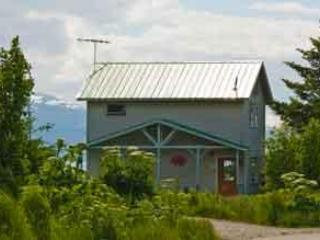 Bungalow by Bishop's Beach: 3 bdrm, beach front - Homer vacation rentals