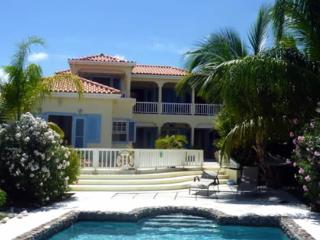 Dieppe Bay House at Falmouth Harbour, Antigua - Oceanfront, Walk To Beach, Pool - Antigua and Barbuda vacation rentals