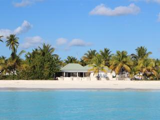 Island View Beach House - Beachfront 5 Bedrooms in Jolly Harbour, Antigua - Jolly Harbour vacation rentals