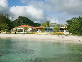 Tropical Breeze at Jolly Harbour, Antigua - Beachfront, Pool, Large Wrap-Around Terrace - Jolly Harbour vacation rentals