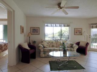 2 Bd/2 Bth Furnished Bay View, Pool, Tennis, Dock - Tierra Verde vacation rentals