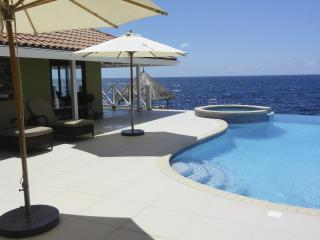 Curacao Oceanfront Villa great for Snorkeling and Diving - Curacao vacation rentals