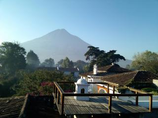 Comfort & Simplicity - Views, Zen, Gardens... - Antigua Guatemala vacation rentals
