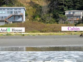 R&R House - Retreats and Reunions for up to 34 - Southern Washington Coast vacation rentals