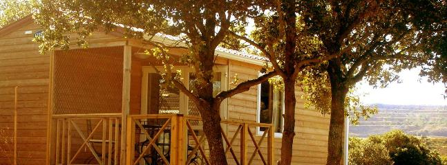 our 2 mobile home - Quiet campsite in the heart of the Cathar country - Lastours - rentals
