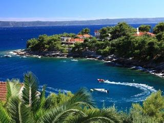 Beachfront Villa Punta Ruzmarin- life on the beach - Island Brac vacation rentals