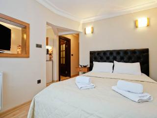 Cute studio 1step to İstiklal st w/balcony for 4pp - Istanbul vacation rentals