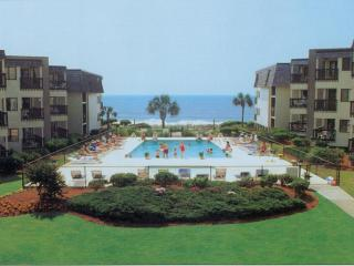 EXQUISITE OCEANVIEW CONDO AT OCEAN FOREST VILLAS - Myrtle Beach vacation rentals