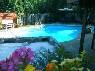 Bed & Breakfast & Guest Suite nr Toronto & Niagara - Burlington vacation rentals