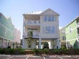 front of the house - ocean view beach house 4 bedrooms - Myrtle Beach - rentals
