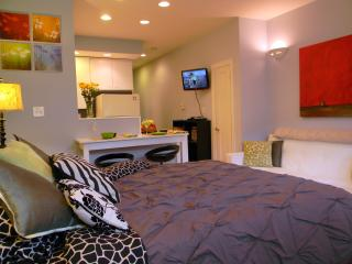 Monthly starting mid-August. Noe Valley W/D Garden - San Francisco vacation rentals