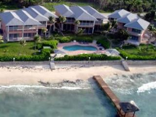 Airial view of property - Grand Cayman Northern Lights Beachfront Villa - Old Man Bay - rentals