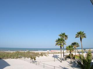 Treasure Island Gulf Front Duplex - South Side, Sleeps 4, Small Dog Friendly! - Saint Petersburg vacation rentals