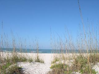 Treasure Island Gulf Front Duplex - North Side, sleeps 6, Small Dog Friendly! - Saint Petersburg vacation rentals