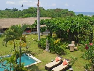 Oceanfront Beautiful 3 bedroom villa Seminyak Pool - Tabanan vacation rentals