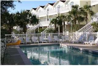 One of 2 pools with hots tubs - Seaside Haven- GulfViews, Pool, Hot Tub and Tennis - Santa Rosa Beach - rentals