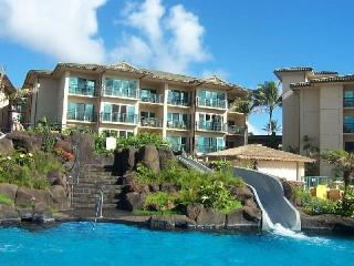 WBR B402 Top Floor Whitewater Ocean-view-  CALL NOW--last minute specials - Kapaa vacation rentals
