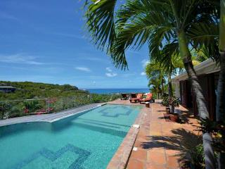 AZUR REVE... 4 BR private, tropical, tranquill... great vacation villa for those looking to unwind - Terres Basses vacation rentals