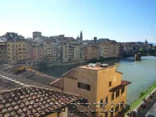 Ponte Vecchio-Stunning Views-Terrace-Luxury-Memoria - Florence vacation rentals