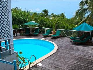 LA MAZET at Green Cay...affordable villa with private pool, walk to beach - Orient Bay vacation rentals