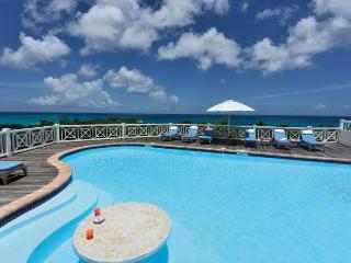 St. Martin Villa 85 From Any Vantage Point Along The Lengthy Sea-facing Deck You Feel Like You're On Top Of The World. - Terres Basses vacation rentals