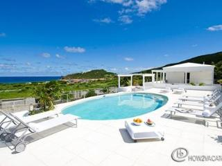 ALIZEE (formerly La Maison Blanche)...Comfortable 7 BR Family Villa In Dutch St Maaretn.. Walk To Guana Bay Beach - Guana Bay vacation rentals