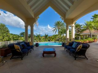 SAN GIOVANNI...  a gorgeous 4 BR luxury villa overlooking Orient Bay, perfect for large families! - Orient Bay vacation rentals
