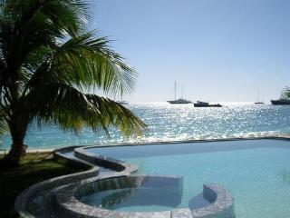 UNFORGETTABLE... indeed! Wonderful beachfront contemporary complex on fabulous beach! - Terres Basses vacation rentals