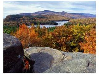 Blue Mt Rest- vacation lodging in the Adirondacks - Adirondacks vacation rentals