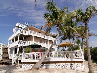 Rum Cove - Brand New - Pool, Slips, 2 Golf Carts - North Captiva Island vacation rentals