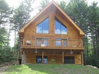 Green Chalet at Tripp Lake - Adirondacks vacation rentals