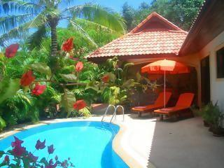 Stunning 2 Bed Private Pool Coconut Paradise Villa - Rawai vacation rentals