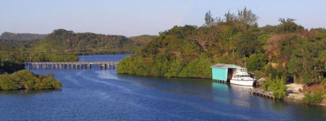 Thie is the view from your deck - Your Caribbean Island Getaway! - Roatan - rentals