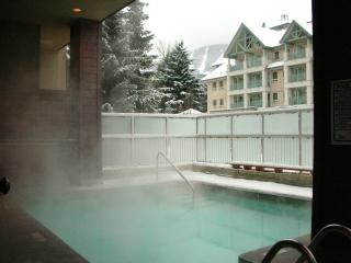 Whistler Village 2 bedroom + loft  Tyndal Stone Lodge POOL & HOT TUB - Whistler vacation rentals