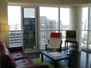 Downtown Toronto Hotel Alternative Suites -1Bd+Den - Toronto vacation rentals