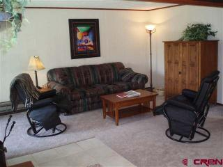 Excellent Summer Rates on Cliff Side of Mnt - Durango vacation rentals
