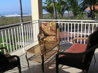 Playa Barqueta Beachfront Condo - Private end unit - David vacation rentals