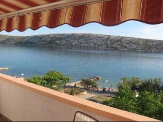 3307 A2(6+1)  - Barbat - Island Rab vacation rentals