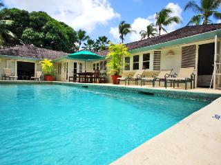 Family friendly villa, pool, steps to Gibbs Beach - Saint Peter vacation rentals