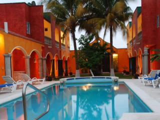 Casa Colonial; Price, value, AC, WiFi, and more! - Cozumel vacation rentals