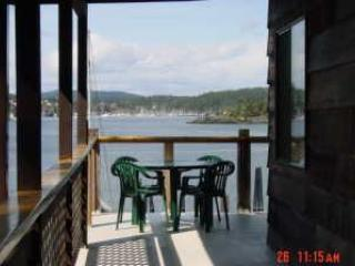 Waterfront Cottage with a dock - San Juan Islands vacation rentals