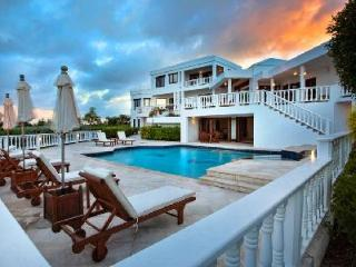 Harmony - Traditional style villa with 2 pools, jacuzzi and a 2 minute golf cart ride to the beach - Anguilla vacation rentals
