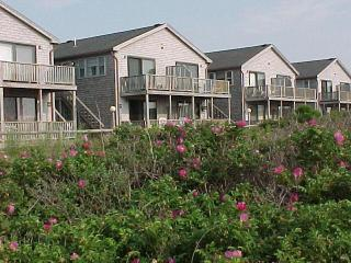 Provincetown Oceanside private beach condo: 2 bdrm - Provincetown vacation rentals