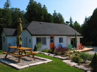 Mac's Shacks Waterfront Cottages - The Gardens - Lion's Head vacation rentals