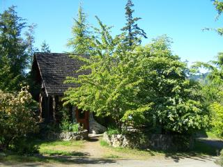 Famous Gnome House Chalet in Sunny Deer Harbor - San Juan Islands vacation rentals